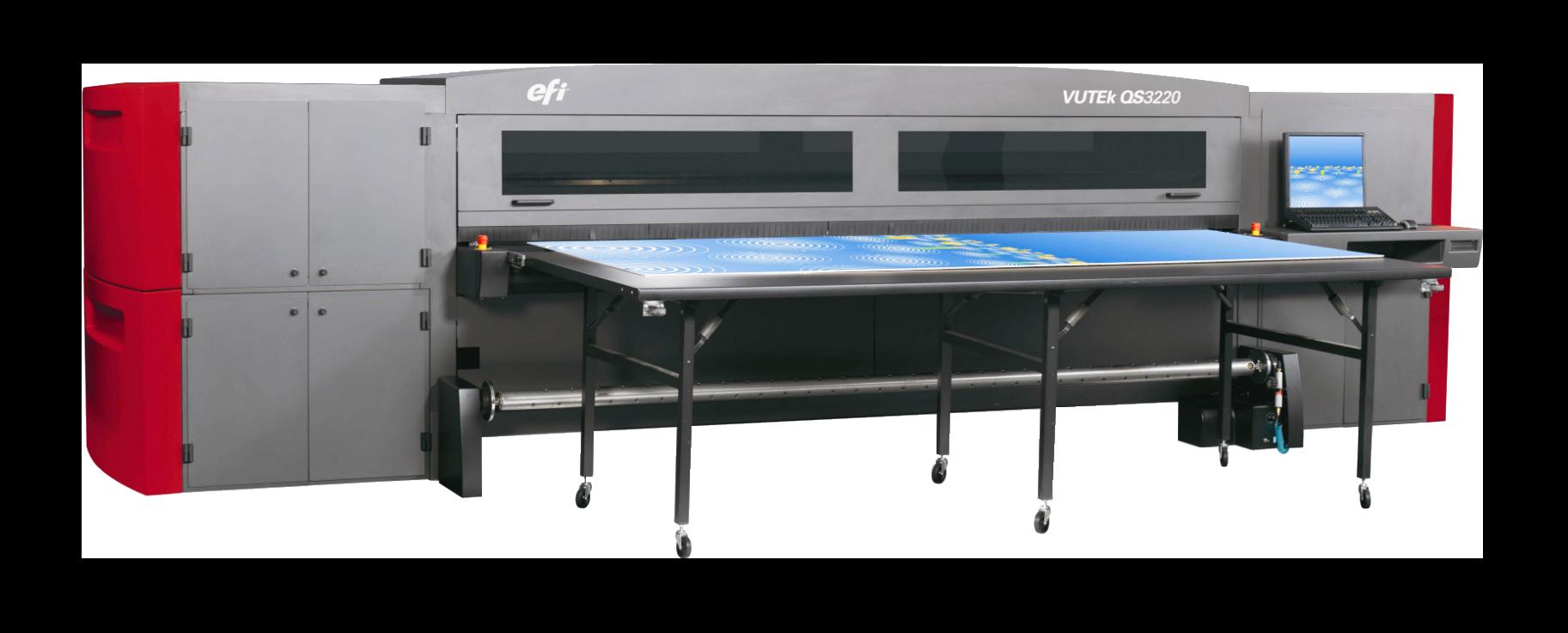 efi Vutek Super Wide Format printer