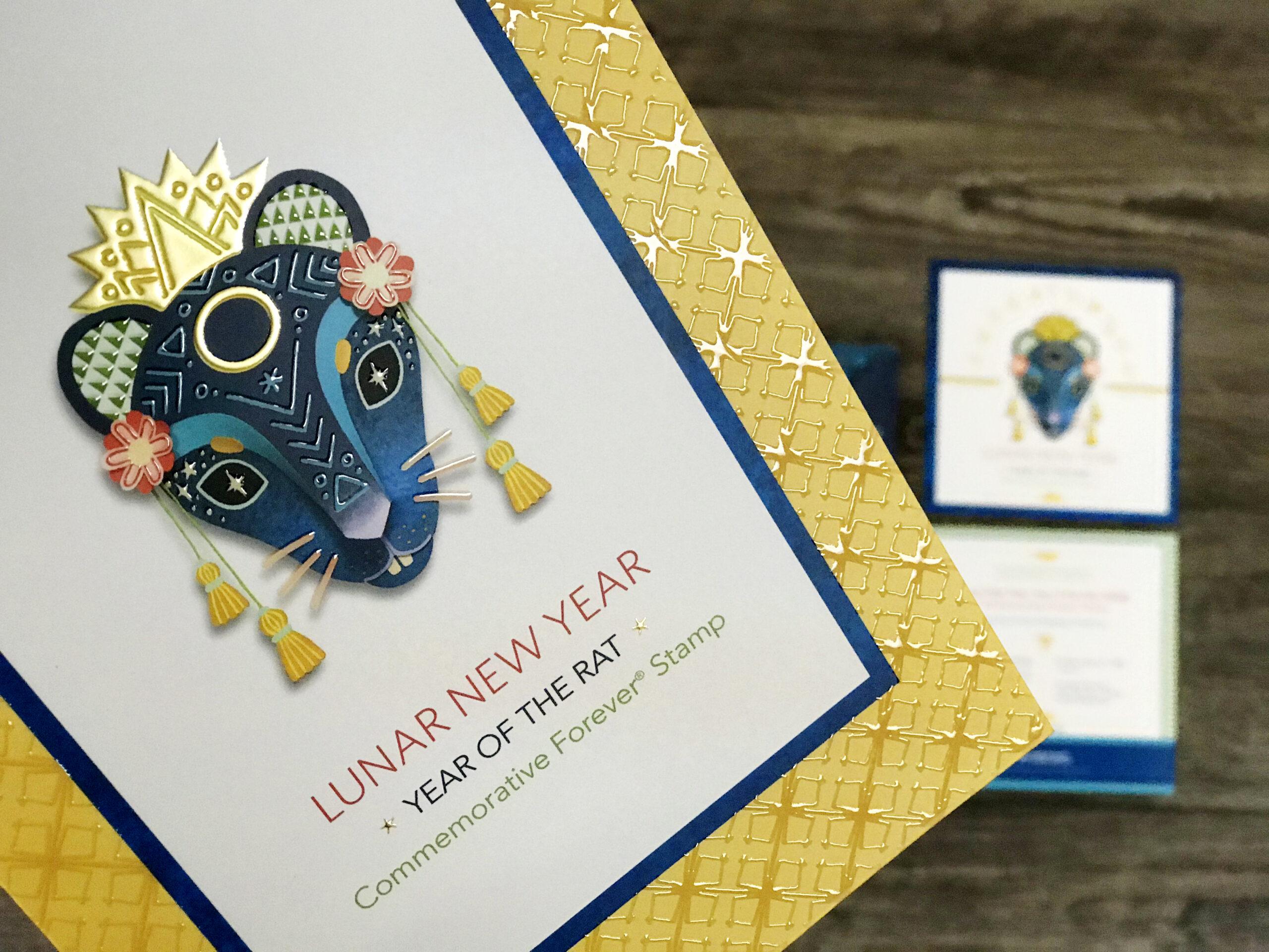Lunar New Year enhanced prints