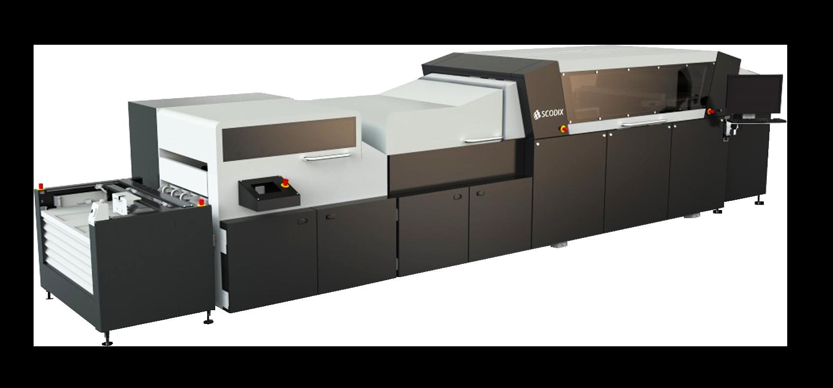 Scodix Print Enhancement Technology